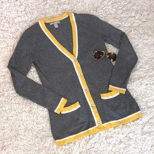Banana Republic Long Cardigan Sweater